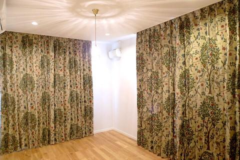 Kelmscott Tree Curtain