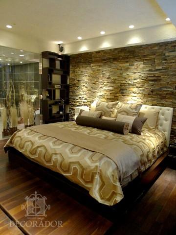 ベッドのトータルコーディネートの画像