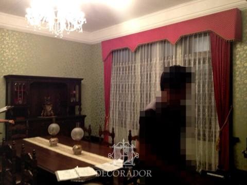 岩倉邸のセットの画像