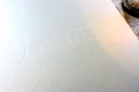 ホワイトコレクションの画像