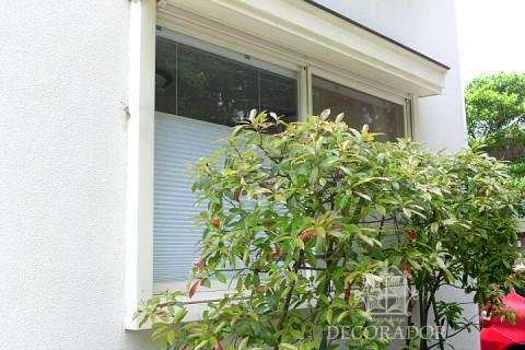 シェル・シェード、コードレストップオープンの屋外からの画像