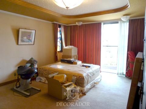 リフォーム前の主寝室の画像