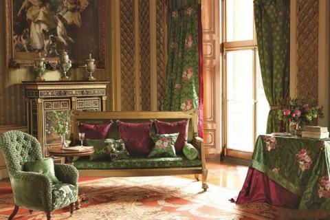 宮殿のインテリアのイメージ画像