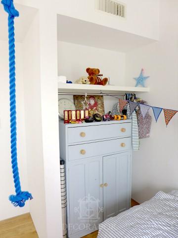 男の子の部屋の画像