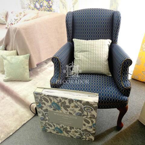 ルネッサンスの椅子張地