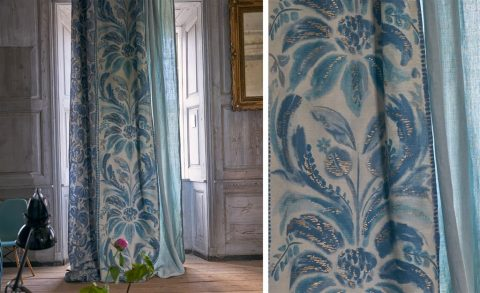 tulipa stellata fabrics