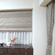 [カーテン施行例]東京都世田谷区
