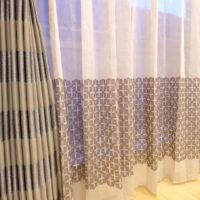 ちょっとした工夫がカーテンを素敵に見せる!