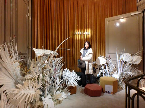 Lelievre showroom