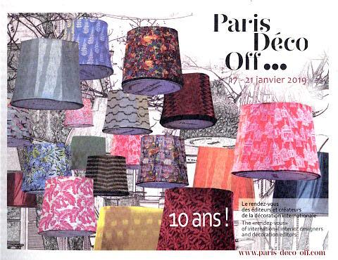 Paris Deco Off 2019 cover