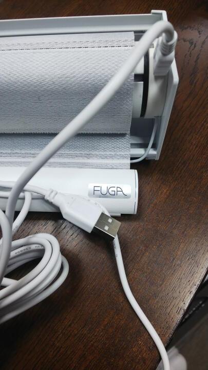 FUGA USB充電