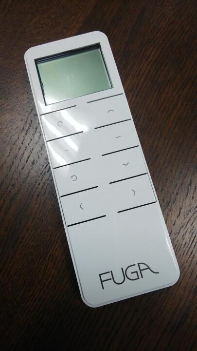 FUGA リモコン