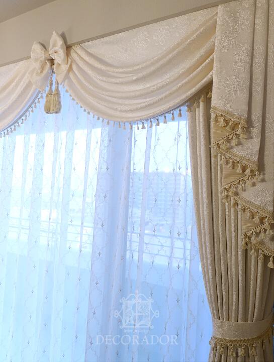 クラシックスタイル カーテン