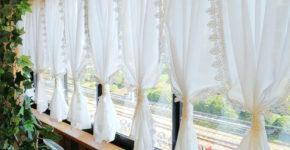 桜キッチンカフェからの眺め