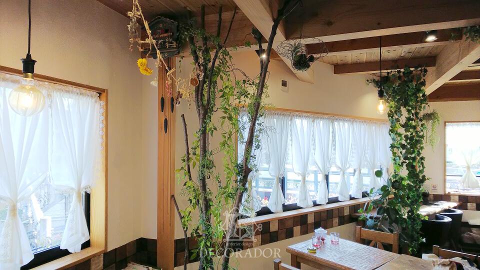 桜キッチンカフェ2F