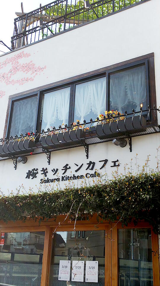 駒込のカフェ