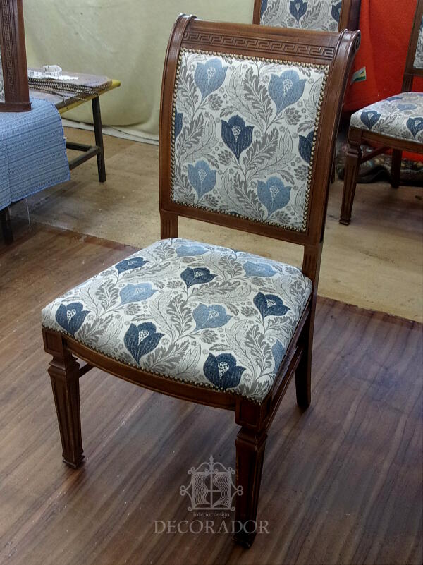 スプリングの入った椅子