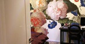 壁紙 アイフィンガー 花