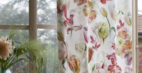 tulip curtain